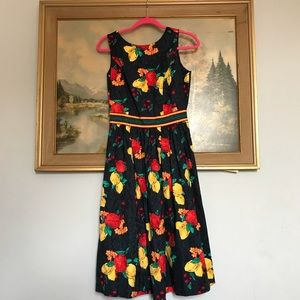 New York & Company Eva Mendes Julianne Fruit dress